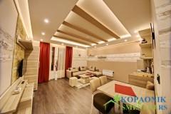Apartman Astoria Lux k16 u kompleksu Milmari - apartmani na Kopaoniku