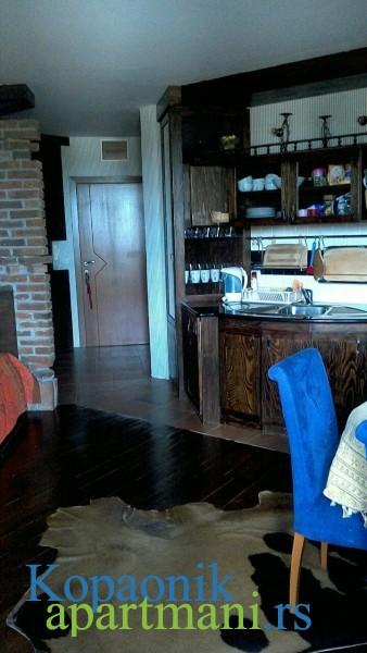 Apartman u vila Bjanka