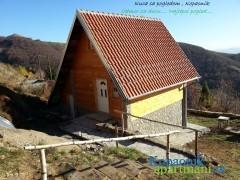 Kuća sa pogledom - vikendice na Kopaoniku